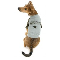 Army Dog T-shirt